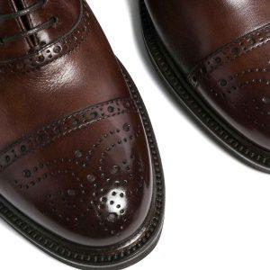 Zapato Oxford brogue