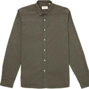 Camisa clerkenwell verde