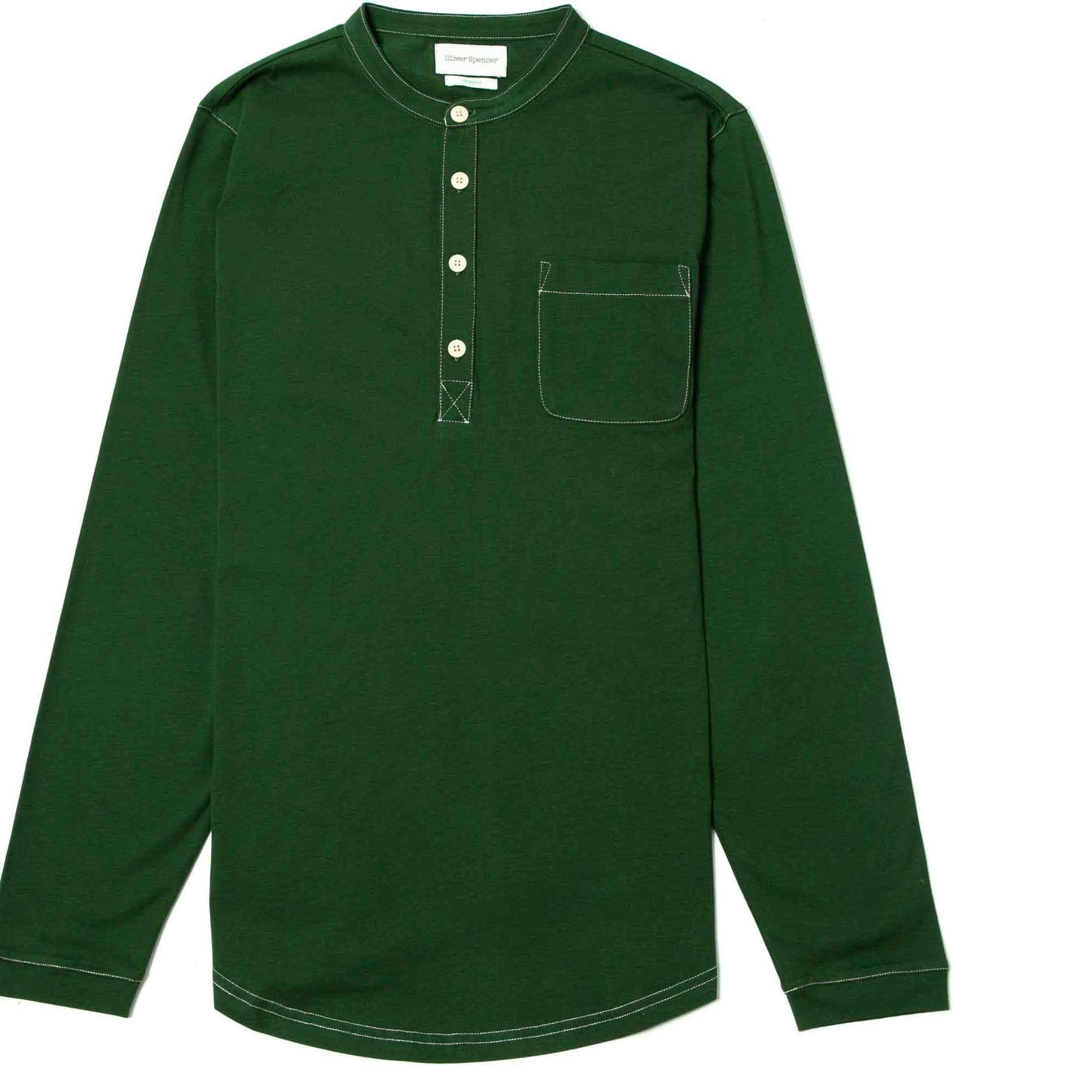 Henley verde