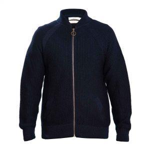 Suéter azul marino