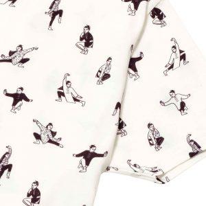T-shirt artes marciales