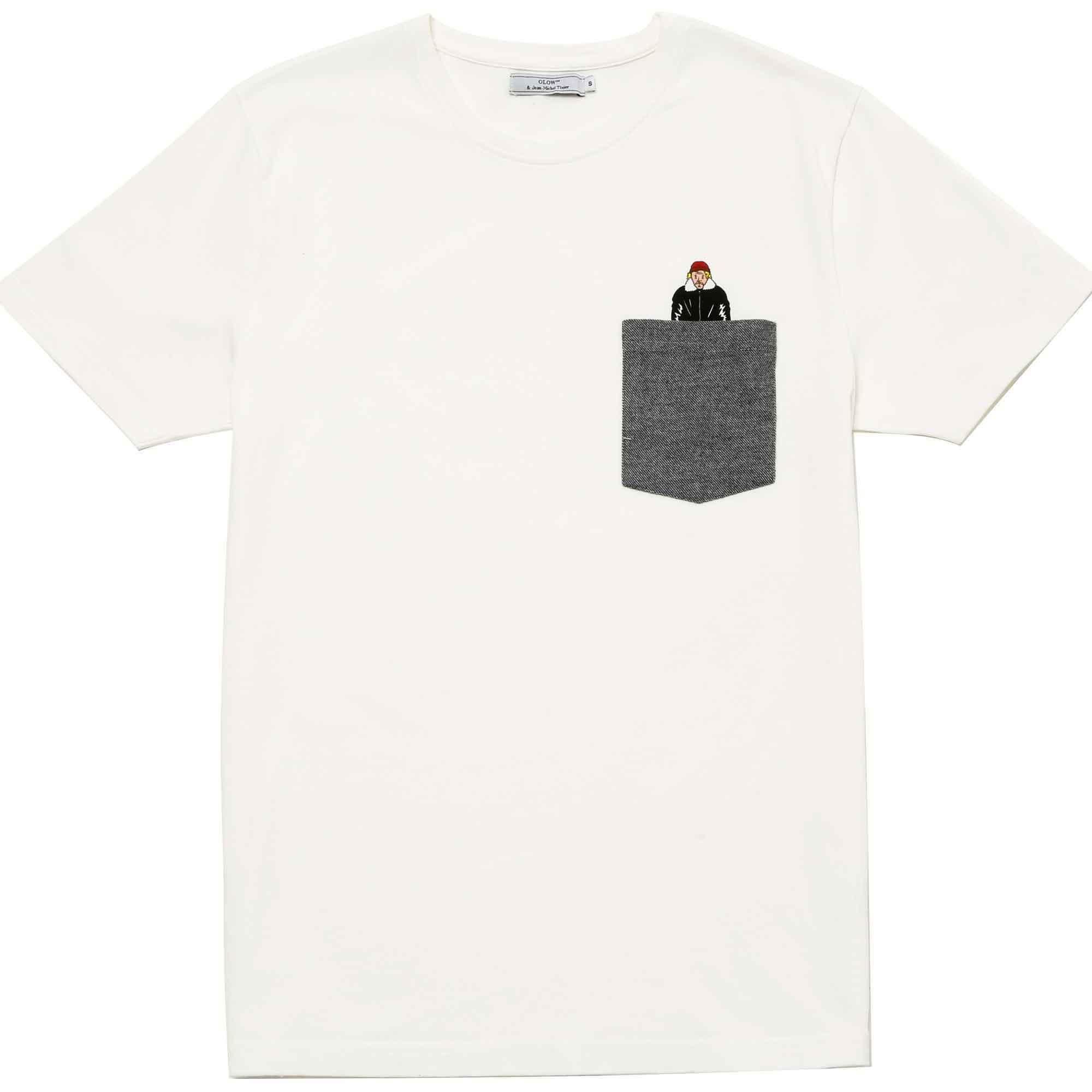 T-shirt leñador