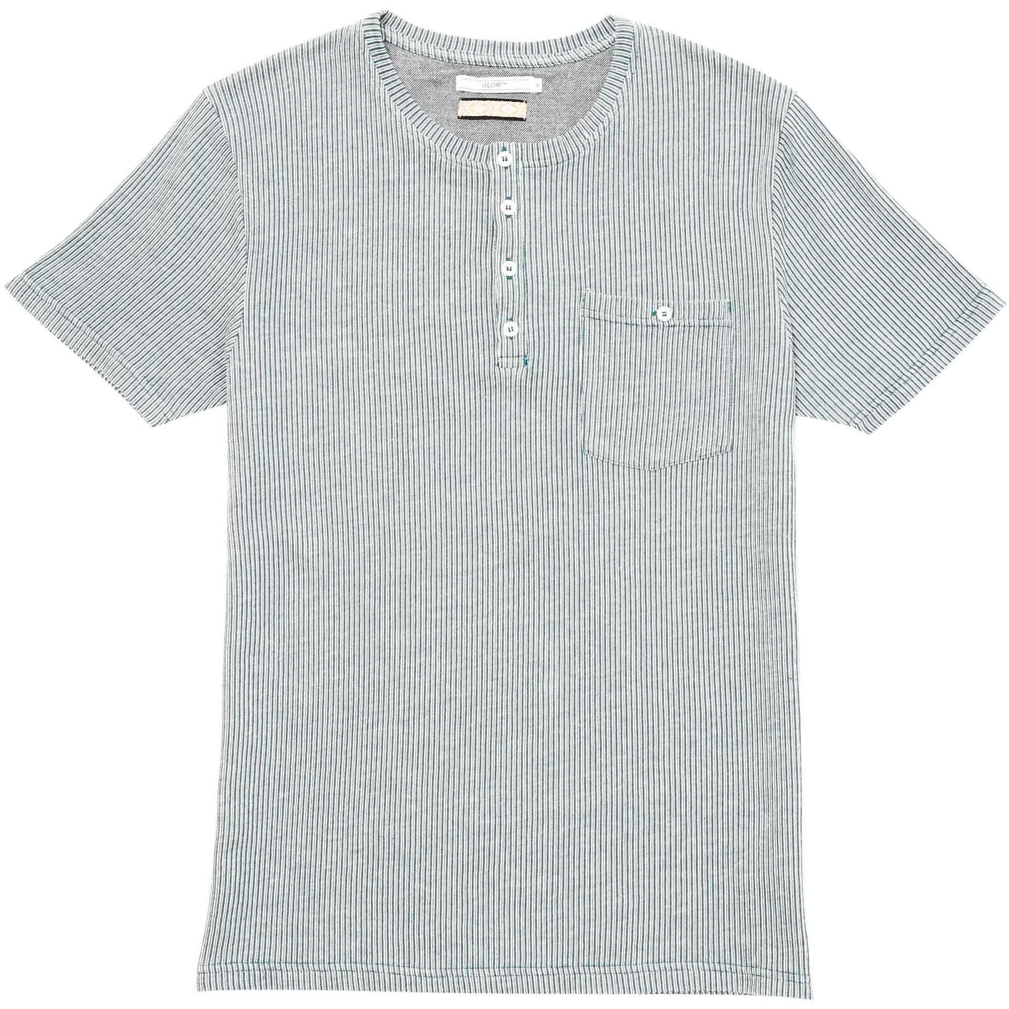 T-shirt tejida rayas