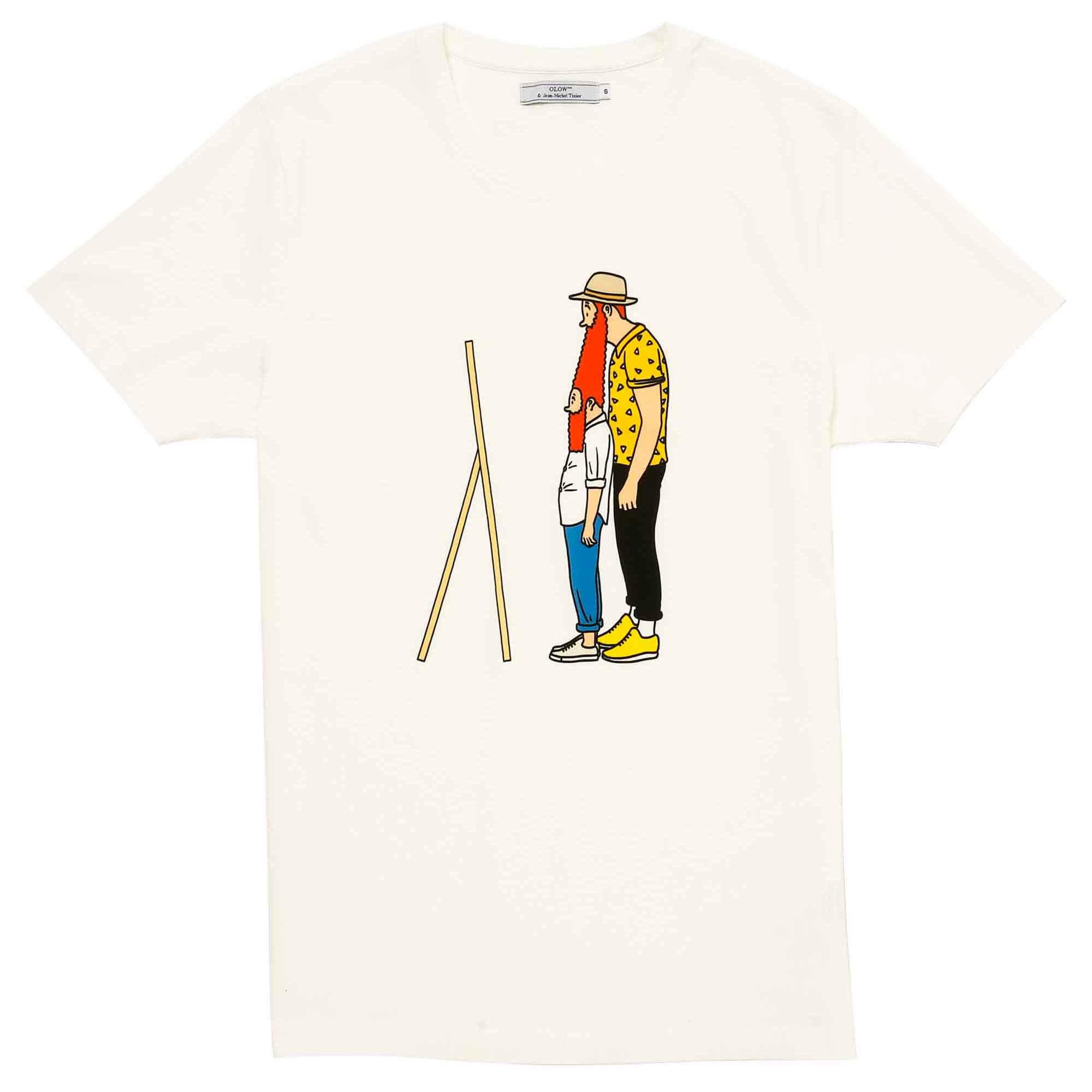 T-shirt barba