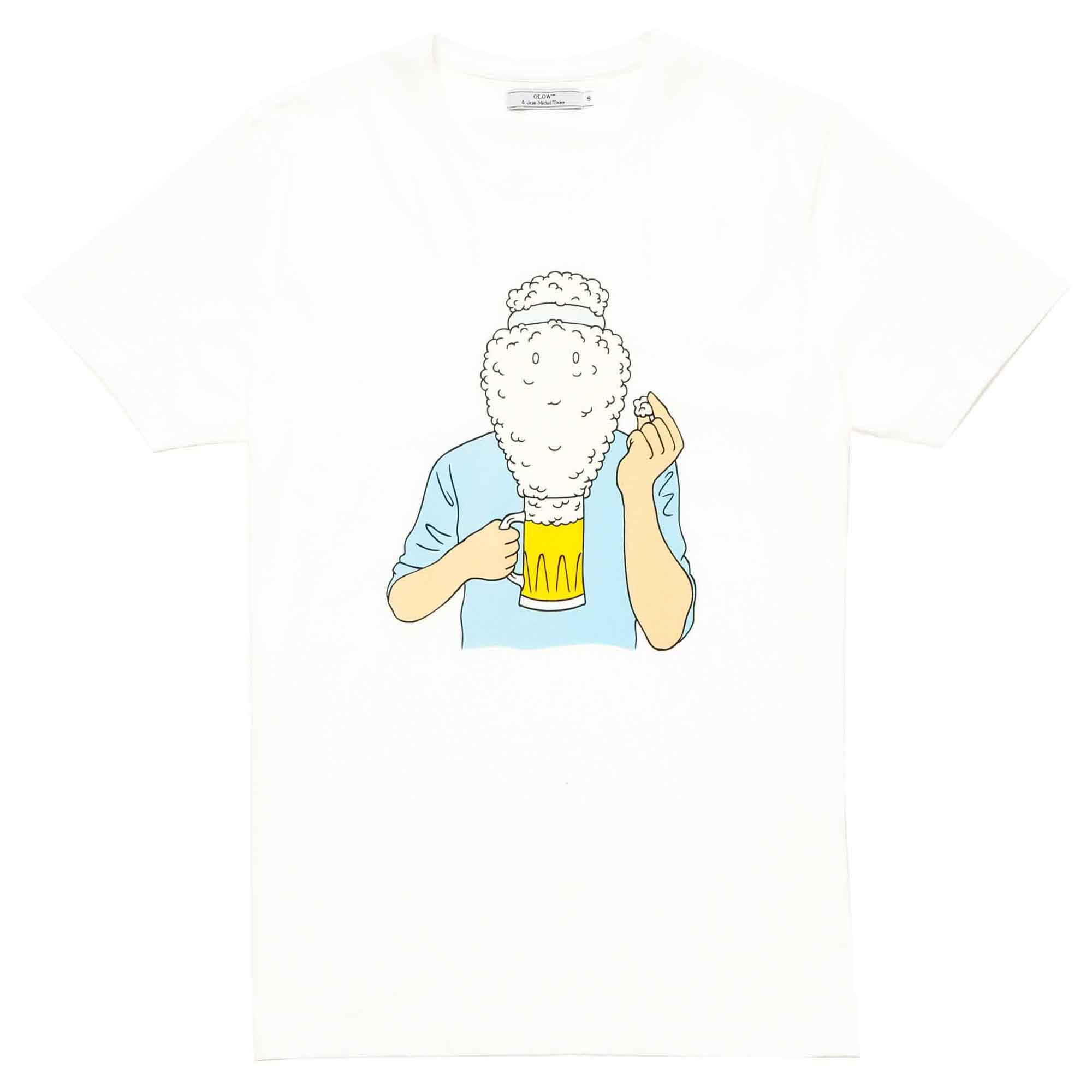 T-shirt cerveza