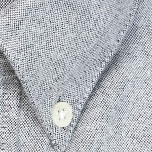 Camisa de franela gris