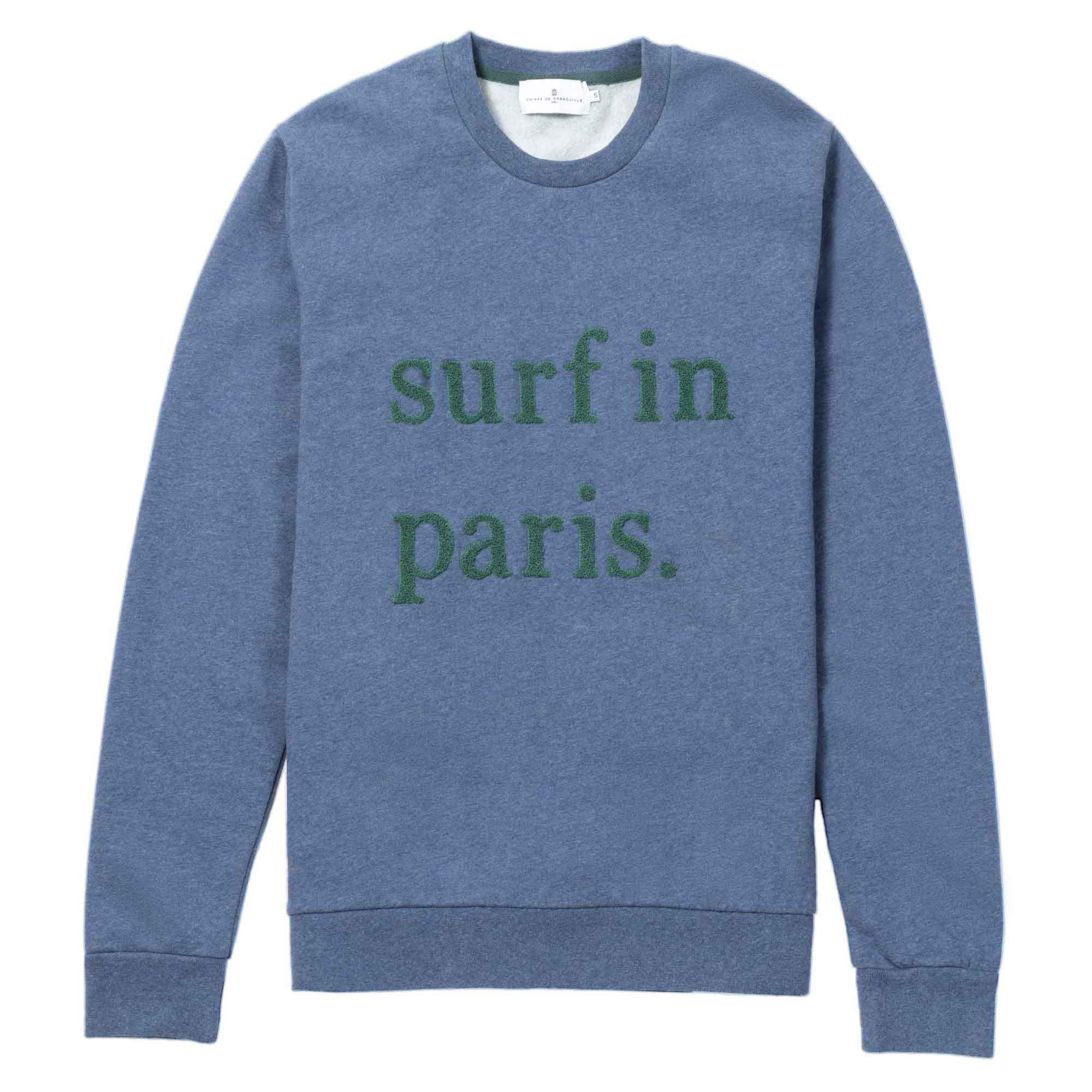 Sudadera surf in paris