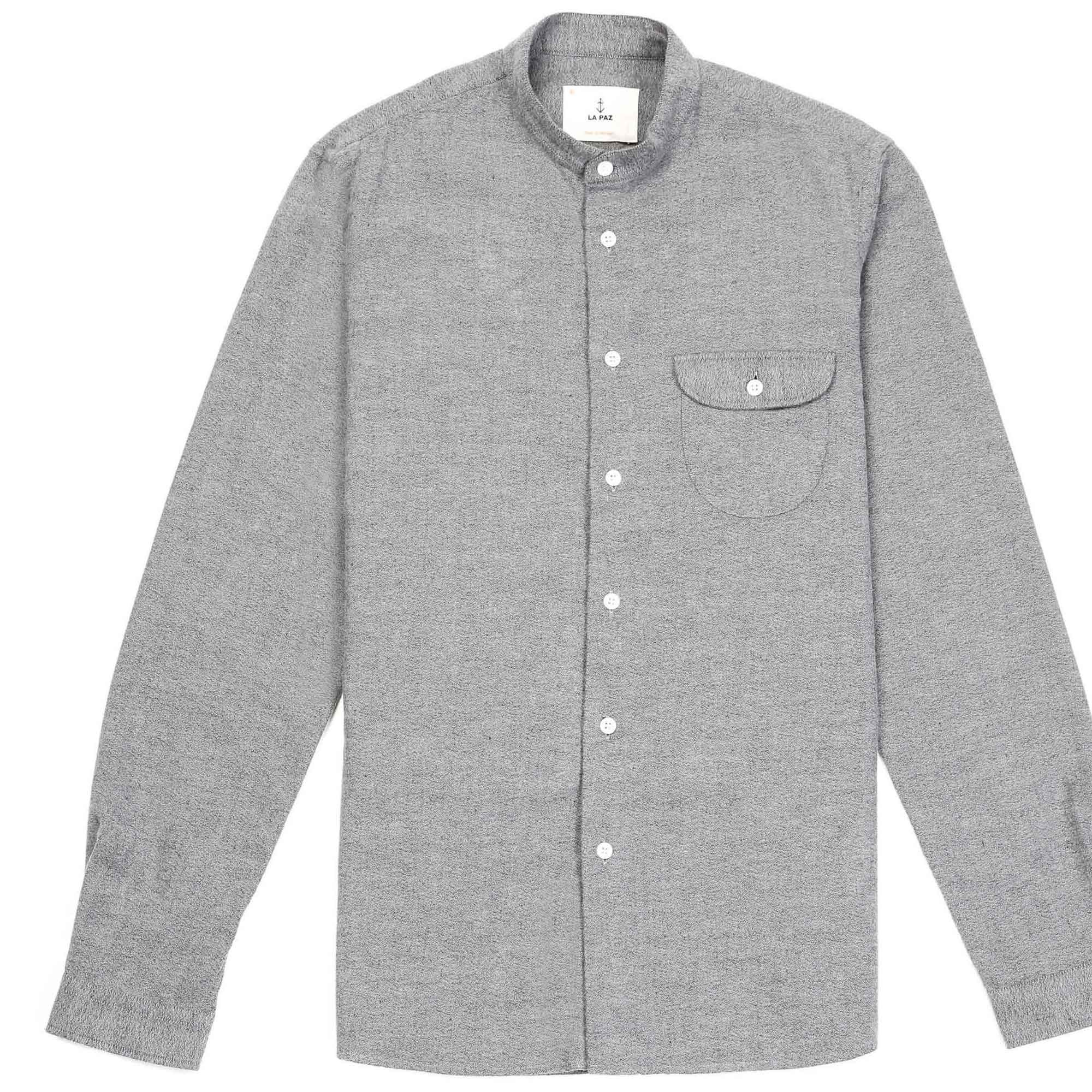 Camisa Mao gris