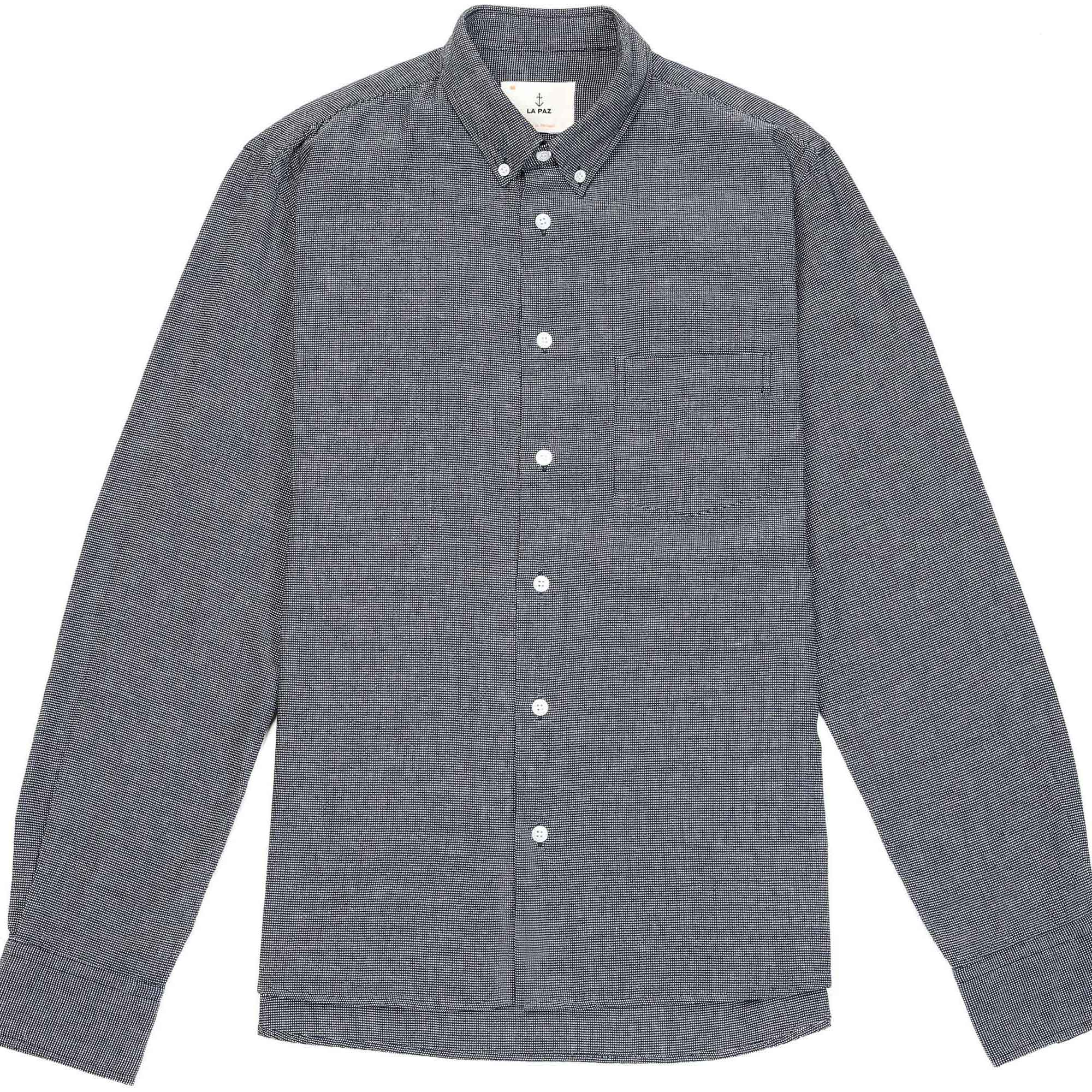 Camisa mini puntos