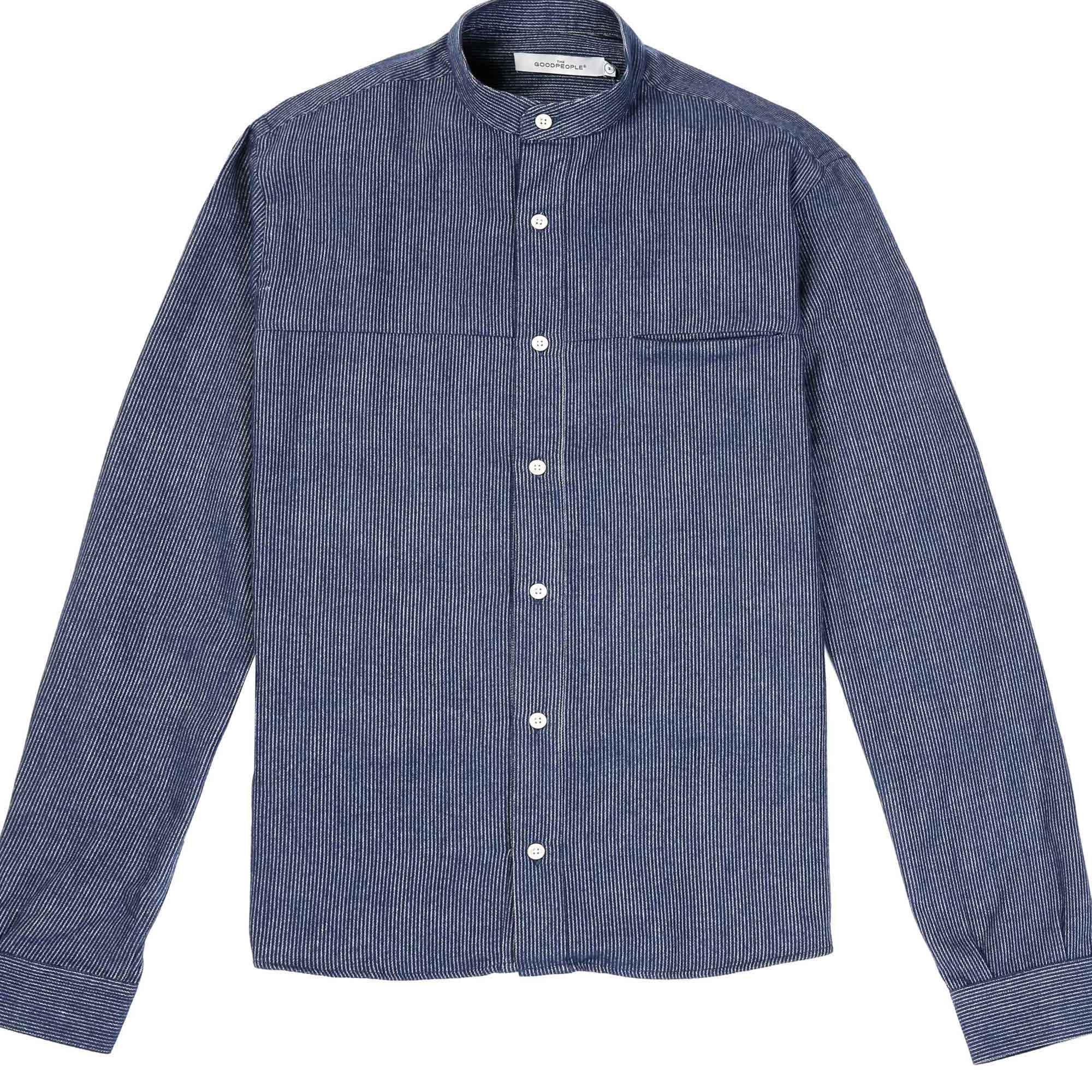 Camisa de franela Mao rayas
