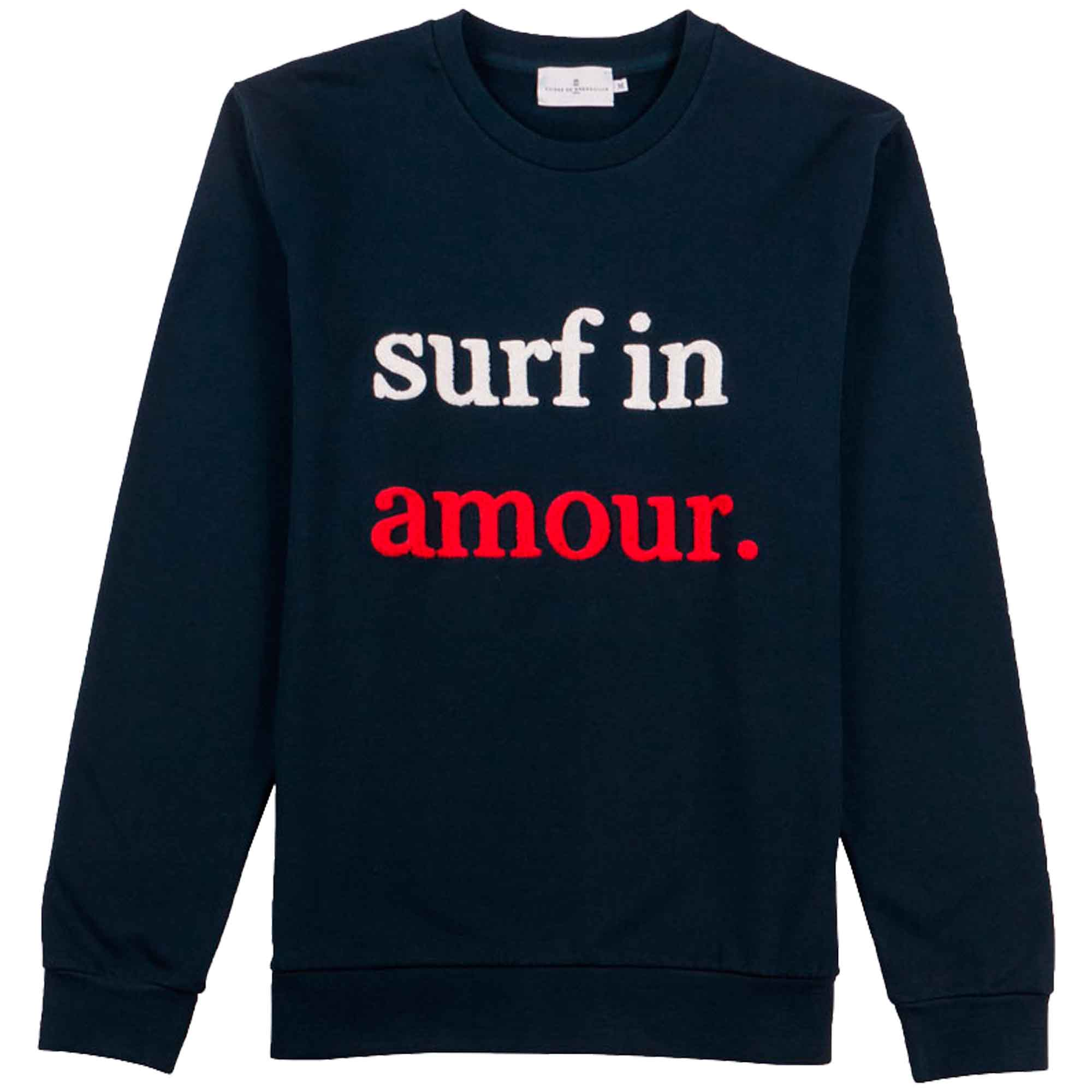 SUDADERA SURF IN AMOUR