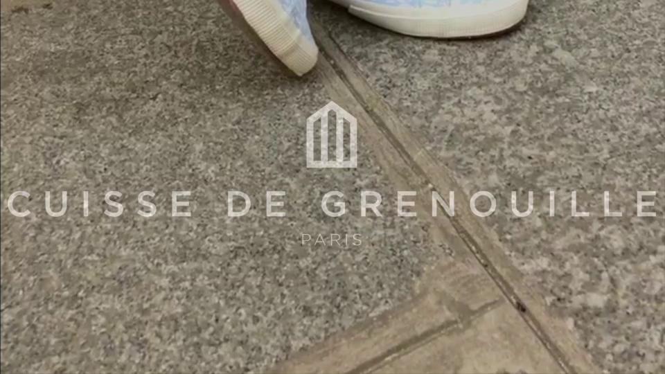 el surfer chic a la francesa: Cuisse de Grenouille
